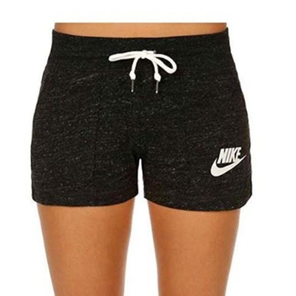 4617f6821b0 Nike Gym Vintage Women's Shorts, Grey HeatherSail.  M_5b5ceea5c9bf50a594bc0d03